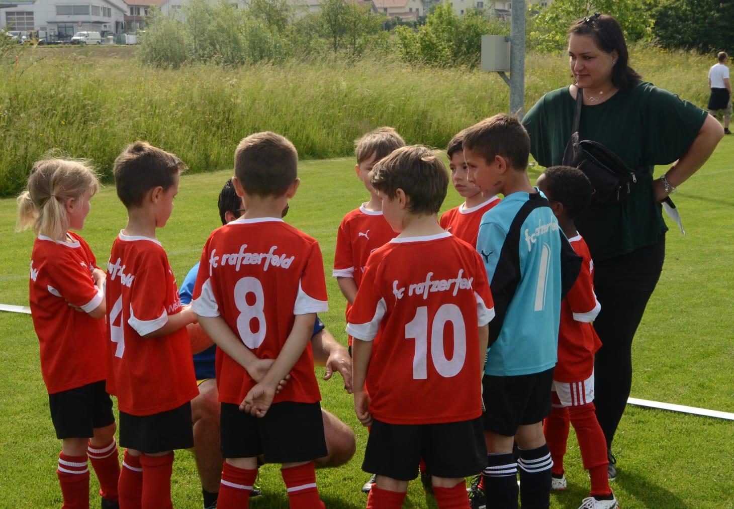 Kinderfussball FC Rafzerfeld