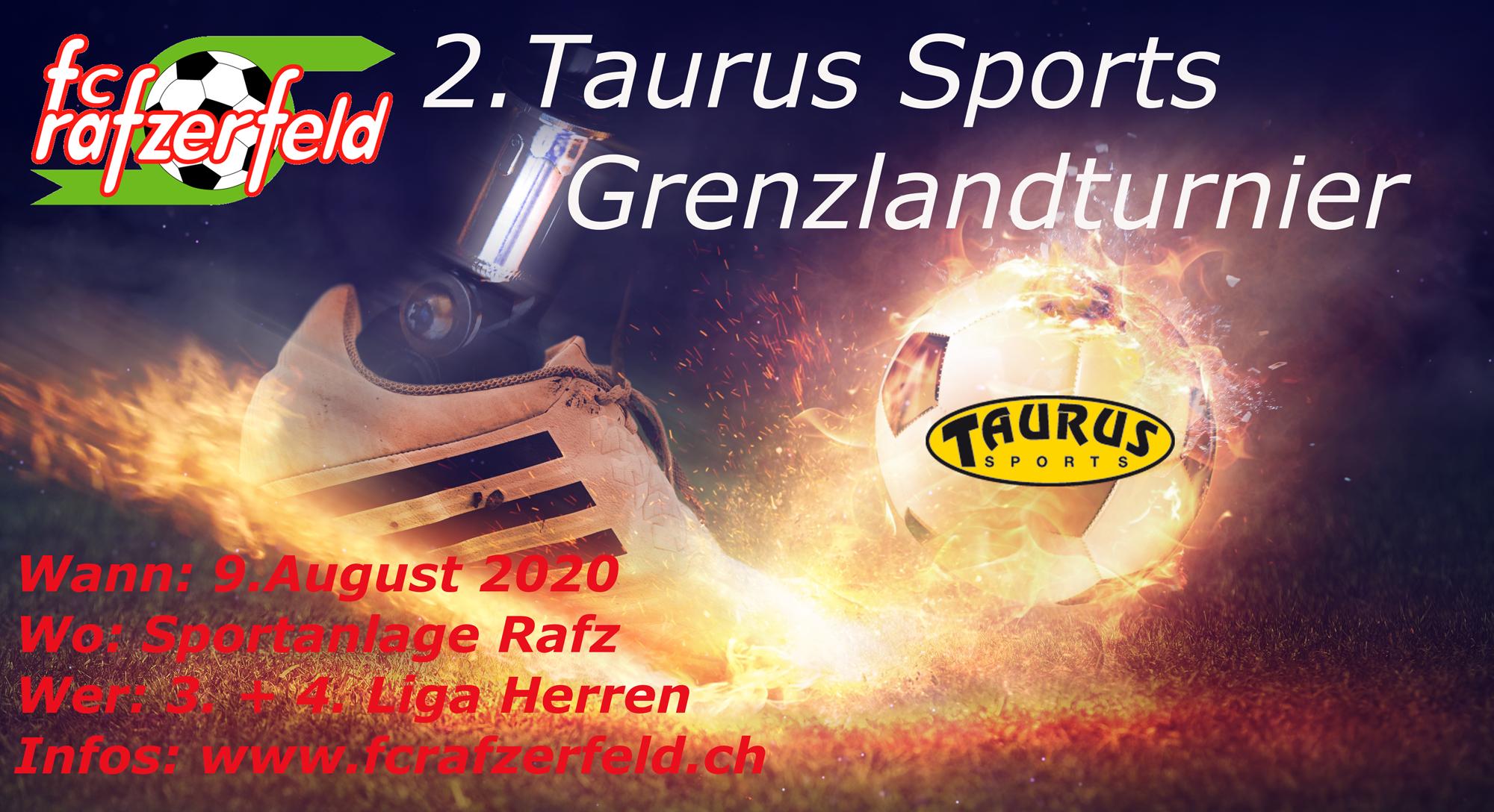 2. Taurus Sports Grenzlandpokal